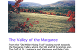 910 The Valley Of The Margaree