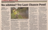 917 Chronicle Herald Article